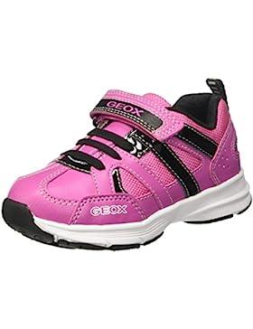 Geox J Top Fly a, Zapatillas para Niñas