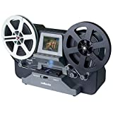 Scanexperte NTG-3-3000M-M Reflecta Film Scanner Super 8 - Normal 8 inkl. 32 GB SD Karte und Scanexperte-Videoanleitung