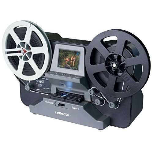 For Sale Reflecta Super 8 Regular 8 Scanner (with 32 GB SD Card) on Line