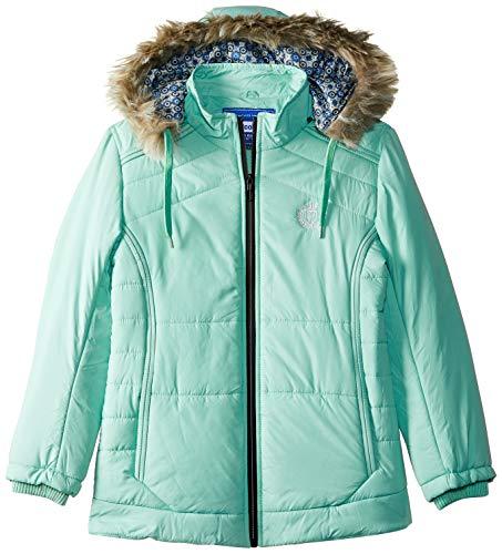Fort Collins Girls' Quilted Regular Fit Jacket