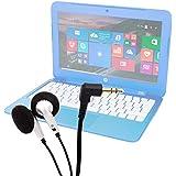 DURAGADGET Auriculares Con Cable Para el Portátil HP Stream 14-ax003ns / Mediacom SmartBook 14 Ultra Notebook / Medion Akoya E6429 (MD 60182) , S2013 (MD 60077) , S6219 (MD 60627) - ¡Ideal Para las vacaciones!