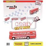 Centy Toys City Bus, Multi Color