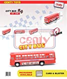 #9: Centy Toys City Bus, Multi Color