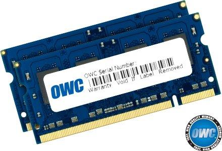OWC 3.0Gb (1GB + 2GB Kit) PC2-5300DDR2667MHz SO-DIMM 200PIN MEMORY UPGRADE KIT -