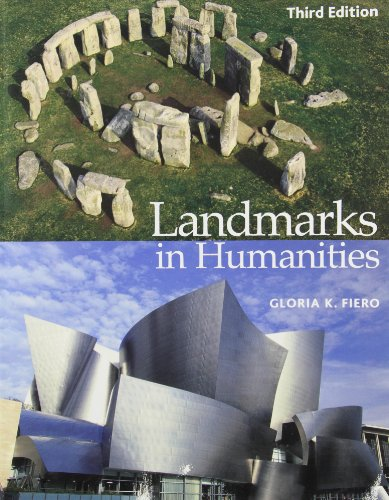 Landmarks In Humanities Pdf