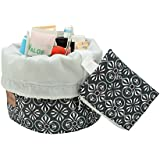 Waterproof Travel Bag Makeup Bag Cosmetic Bag Travel Kit Organizer, Lightweight Beautistyle Travel Bucket Cosmetic...