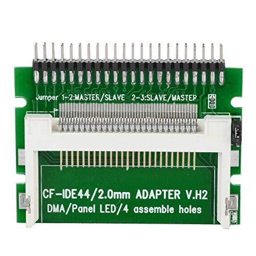 Compact Flash CF Tarjeta Memoria 2.5 Pulgadas 44 Pin