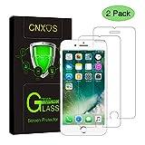 [2 Stück] Panzerglas Schutzfolie für iPhone 6