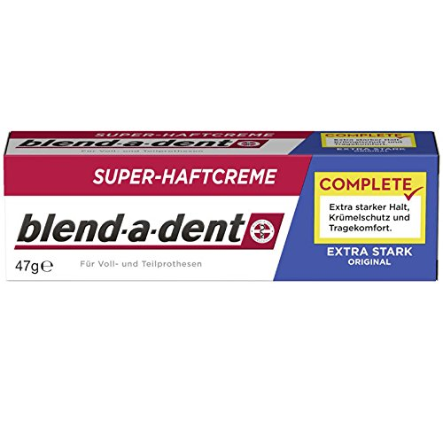 blend a dent Super-Haftcreme extra stark 47g, 6er Pack (6x 47g)