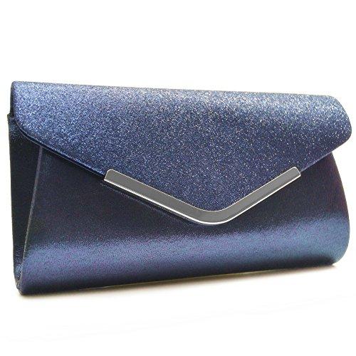 Vain Secrets Damen Handtasche Umhänge Tasche Clutch Abendtaschen in vielen Farben