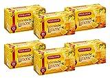 Teekanne Ländertee Italienische Limone - 6er Pack (6 x 50g)