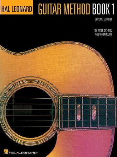 Hal Leonard Guitar Method Book 2 by Will Schmid (1970-01-01)