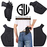 Best Concealed Carry Holsters - Concealed Carry Pistol Belt IWB Holster Review