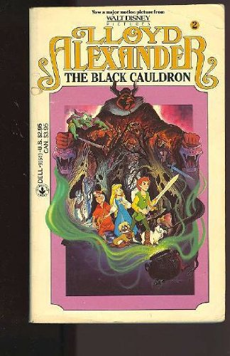 The Black Cauldron (The Chronicles of Prydain)