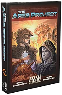 Z-Man Games 7063 - The Ares Project (B005WVEWWO) | Amazon price tracker / tracking, Amazon price history charts, Amazon price watches, Amazon price drop alerts