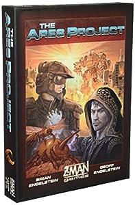 Z-Man Games - Juego de Tablero, 2 a 4 Jugadores (ZMG7063) (versión en inglés)