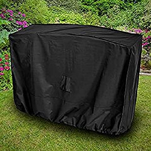 Gardman Heavy Duty Large Barbecue Grill Cover with Zipped Storage