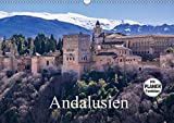 "Andalusien (Wandkalender 2019 DIN A3 quer): Andalusien - der ""sonnige Süden"" Spaniens (Geburtstagskalender, 14 Seiten ) (CALVENDO Orte) - Michael Fahrenbach"