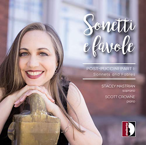Sonetti E Favole/la Melodie Italienne Après Puccini