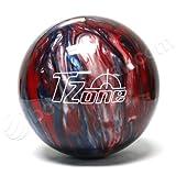 Brunswick TZone Patriot Blaze Boule de bowling Bleu Bleu 9s lb lb