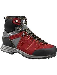 Dolomite Capricorne Hike GTX – flamme Red Gunmetal Grey 4fe962333c8
