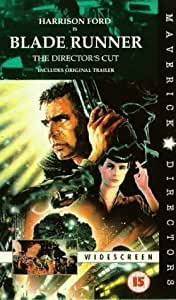 Blade Runner-The Director's Cut [1982] [VHS]