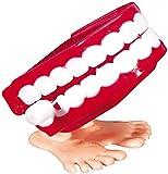 Dentiere sui piedi