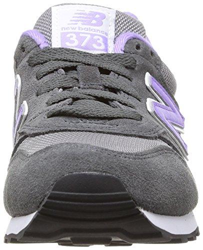 New Balance W373 B, Baskets mode femme Gris (Sgr Grey)