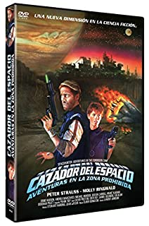 Cazador del Espacio Aventuras en la Zona Prohibida DVD 1983 Spacehunter: Adventures in the Forbidden Zone