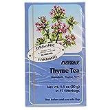 Floradix Thymian Kräuter Tee 15 filterbags