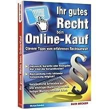 Ihr gutes Rechte beim Online-Kauf