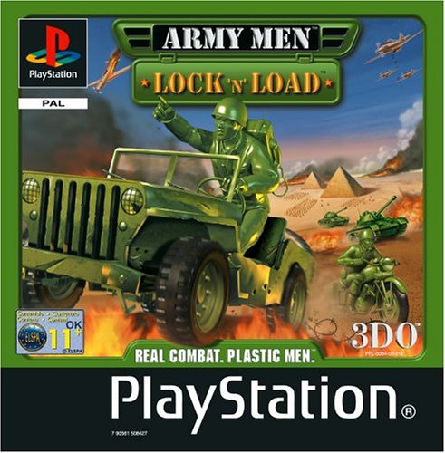 Infogrames Videogames Army Men - Lock & Load