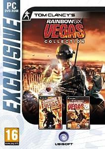 RAINBOW SIX VEGAS 1 ET 2 PC DVD ROM BEST OF [JEU PC]