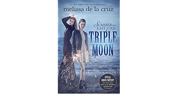 0d45eb0525f5e Amazon.fr - Triple Moon - Melissa de la Cruz - Livres