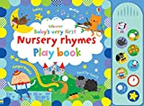 Baby's Very First Nursery Rhymes Playbook (Baby's Very First Books)