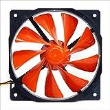 XIGMATEK-Xigmatek ventilateur 12cm XOF-1255 orange