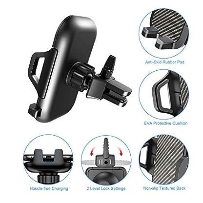 VANMASS-Handyhalter-frs-Auto-Handyhalterung-3-in-1-Kfz-Handy-Halterung-mit-Lftungsklammer-Saugnapfshalterung-Gummipad-fr-iPhone-XS-Max-XR-X-8-Samsung-Galaxy-S10-S10-S9-S8-S7-Huawei-Mate-20-usw