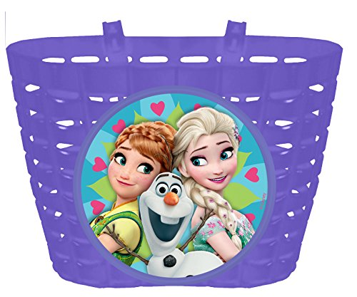 Disney Kinder Frozen Fahrradkorb Fahrradtasche Lenkertasche Fahrrad Korb