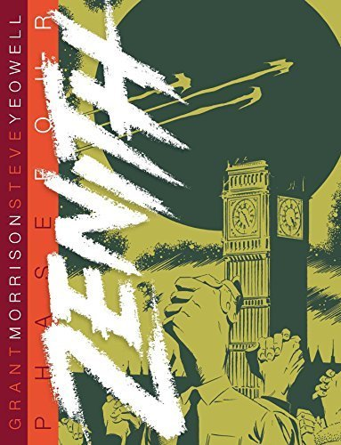 Zenith: Phase 4 by Grant Morrison (2015-07-14)