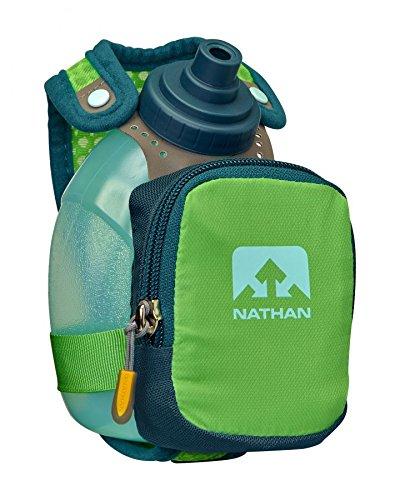 Nathan Trinksystem Schnell Shot Plus Hand-Flasche, Anden-Tukan (Nathan Trinksysteme)