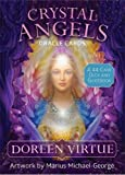 Crystal Angels Oracle Cards: A 44-Card Deck and Guidebook