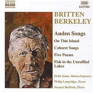 Lieder Nach W. H. Auden