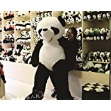 Skylofts Giant Kung Fu Panda Teddy Bear Panda Soft Toy For Boys & Girls (huge Stuffed Plush Toy) ((5 Feet ( 150cm)))