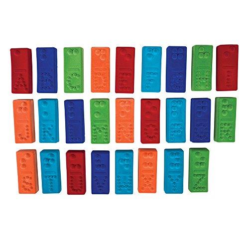 Unbekannt Rubbabu 20350Vorteilspack Learning Braille-Kit