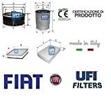 Kit filtri tagliando UFI