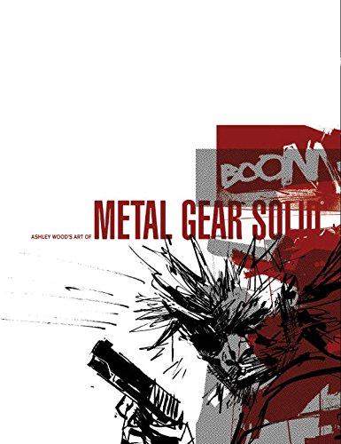 Ashley Wood's Art Of Metal Gear Solid (Gear Neue Metal Solid)