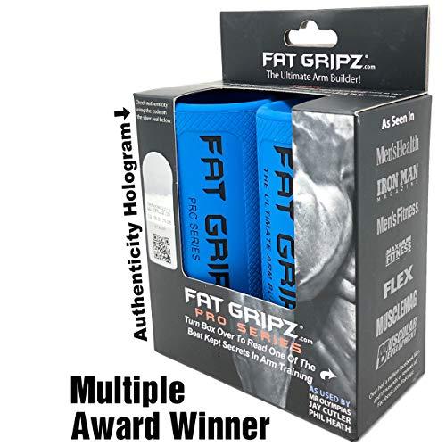Fat Gripz - Mangos para Barras de musculación (5,7 cm de diámetro)...