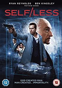 Self/Less [DVD]