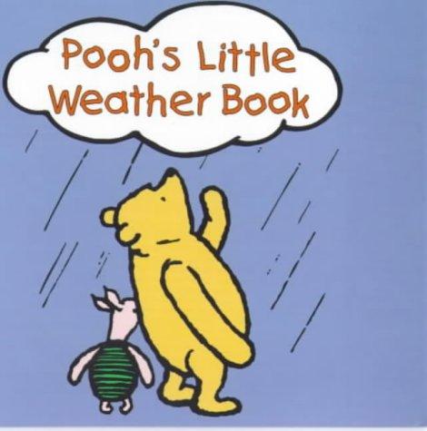 Pooh's little weather book : mini tab index