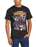 LoudClothing Men's Steel Panther-Ayce Short Sleeve T-Shirt
